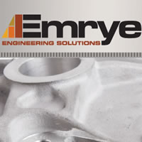Website for Emrye Engineering Services by Foil Media