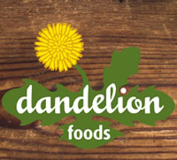 Almonte website for Dandelion Foods