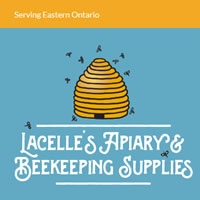 Website for Lacelle's Apiary
