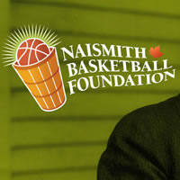 Website for the Naismith Basketball Foundation