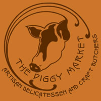 Website for The Piggy Market